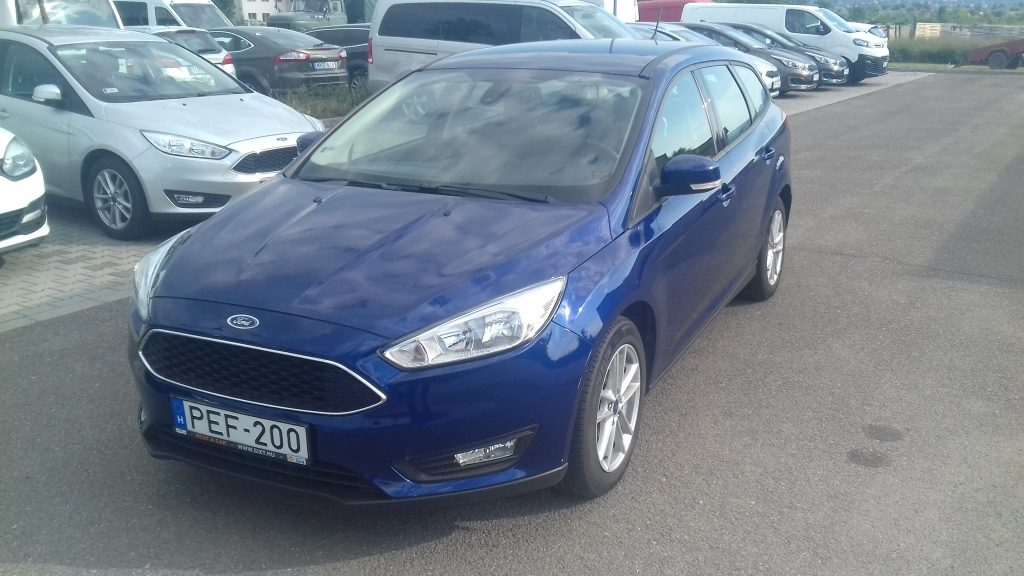 Ford Focus  Technology 1.6i kombi
